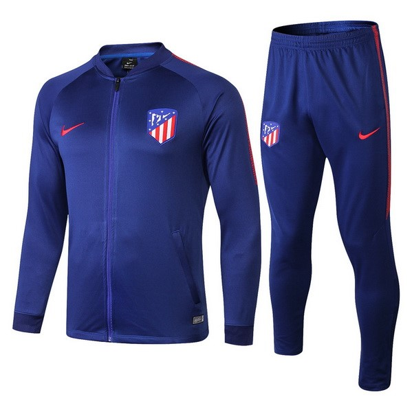 Chandal Atletico Madrid 2018/2019 Azul Claro Replicas Futbol